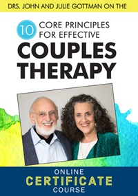 The 10 Core Principles for Effective Couples Therapy