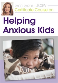 CPD Certificate Course on Helping Anxious Children