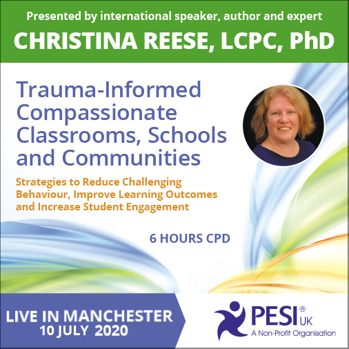 Trauma-Informed Compassionate Classrooms, Schools & Communties (Manchester)