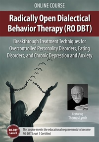 RO-DBT Level 1 Certified!