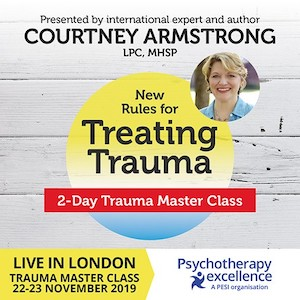 Trauma Treatment - Courtney Armstrong