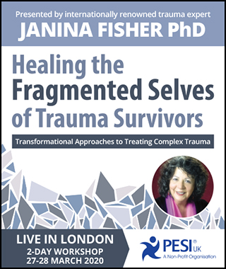 Healing the Fragmented Selves of Trauma Survivors with Janina Fisher