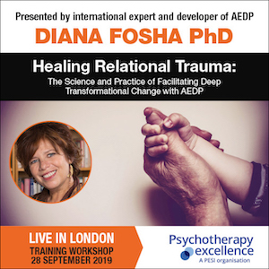 Healing Relational Trauma with Diana Fosha