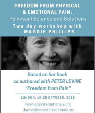 Freedom from Physical & Emotional Pain: Polyvagal Science and Solutions