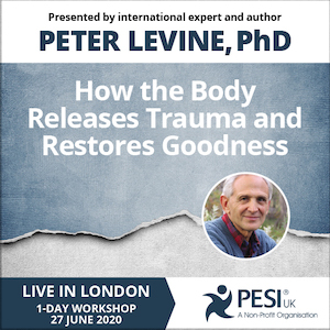 Peter Levine - How the Body Releases Trauma and Restores Goodness