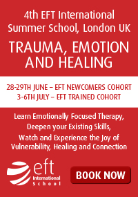 28-29 June 2019 - Newcomers & EFT Trained Cohort!