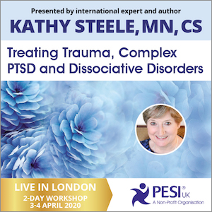 Treating Traum, Complex PTSE & Dissociative Disorders with Kathy Steele