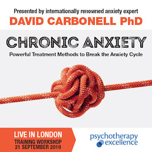 Chronic Anxiety - David Carbonell