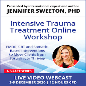 Jennifer Sweeton - Intensive Trauma Treatment Online Workshop